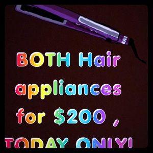 Hair appliances